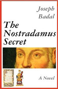 The Nostradamus Secret Cover